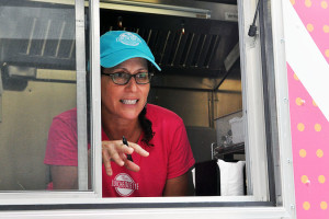 Linda Jo Kushner of Linda's Luncheonette