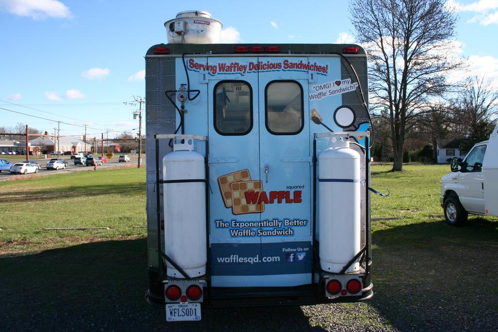 Waffle Food Truck For Sale in Fredericksburg, Virginia