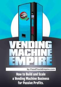 vending machine book cover