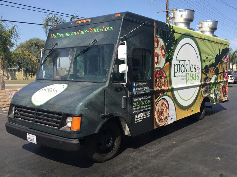 Mediterranean Food Truck