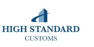 High Standard Customs Logo