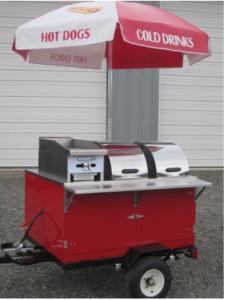 Hot Dog Cart Salem Oregon