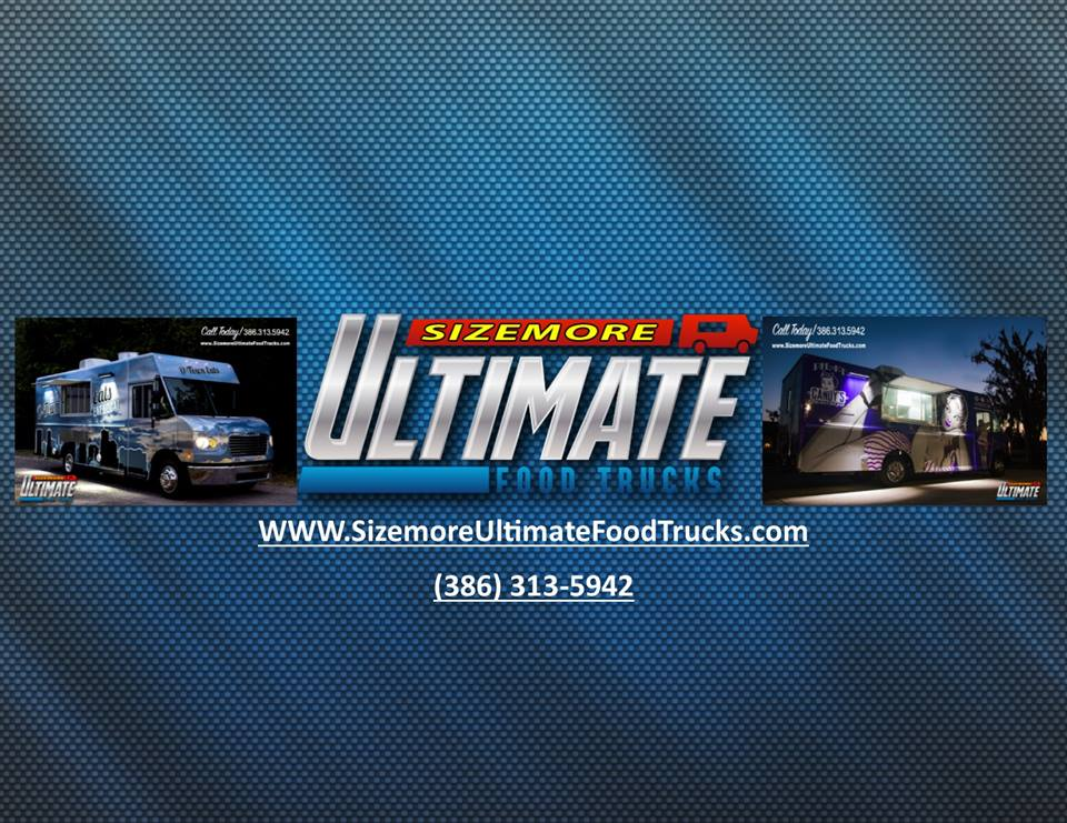 Sizemore Ultimate Food Trucks Logo