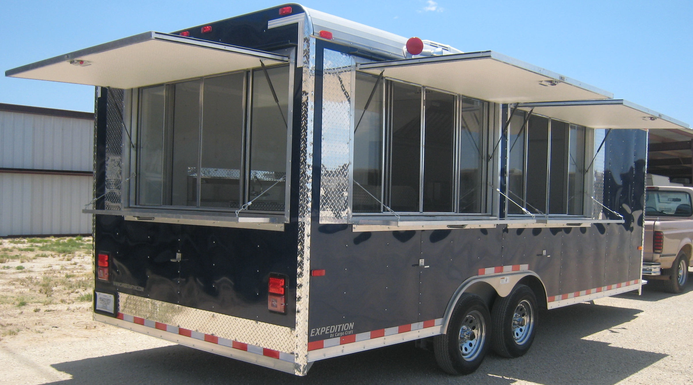 Texas Mobile Kitchens Builder Reviews