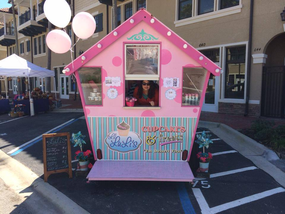Ice Cream Truck For Sale >> Cupcake Food Trailer Under $5,000 in Florida