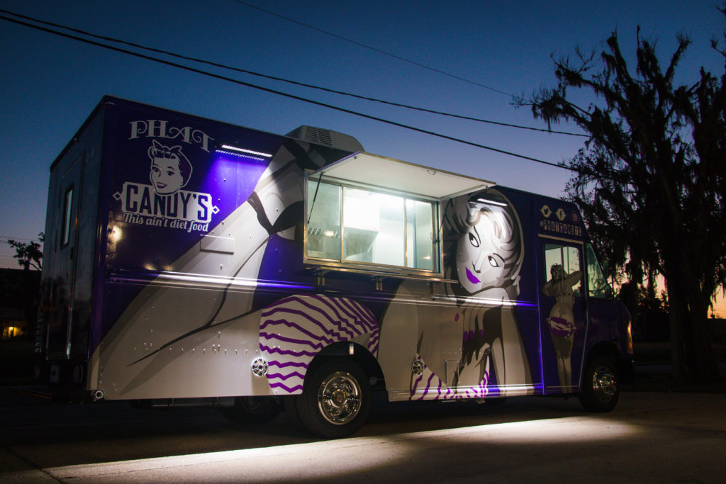 phat candy food truck