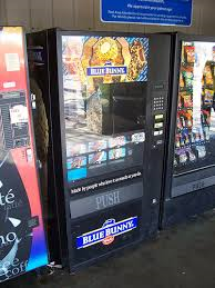 vending machine locating service
