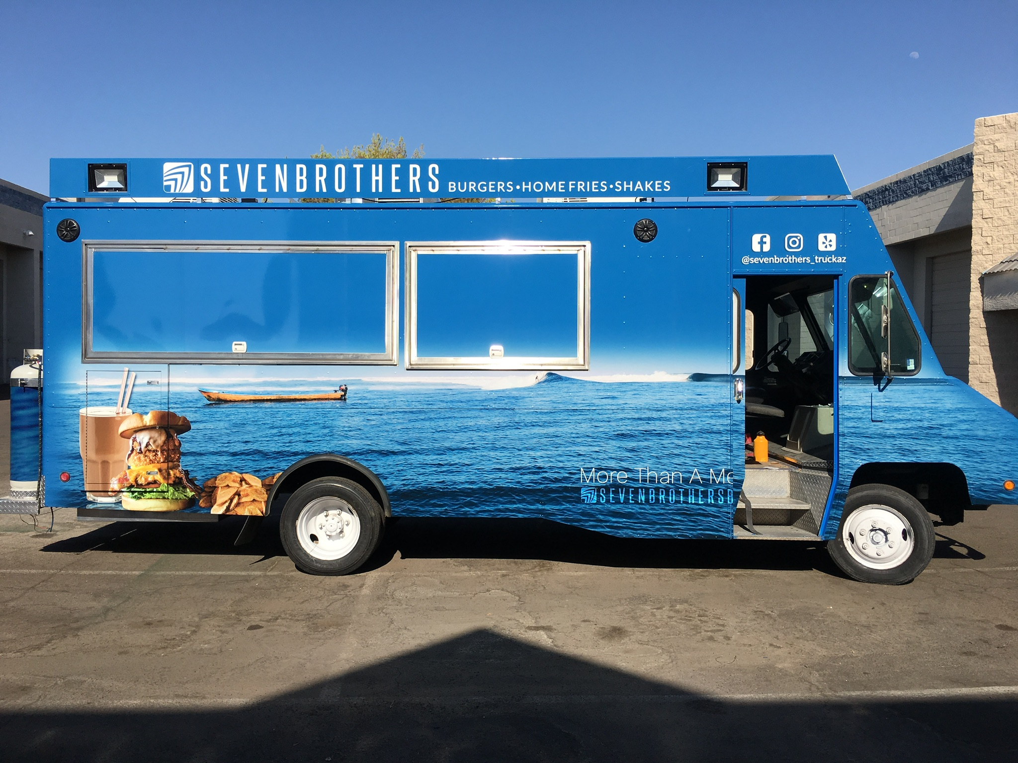 Food Trucks For Sale Near Me >> Top Notch Burger Food Truck For Sale Near Gilbert Arizona