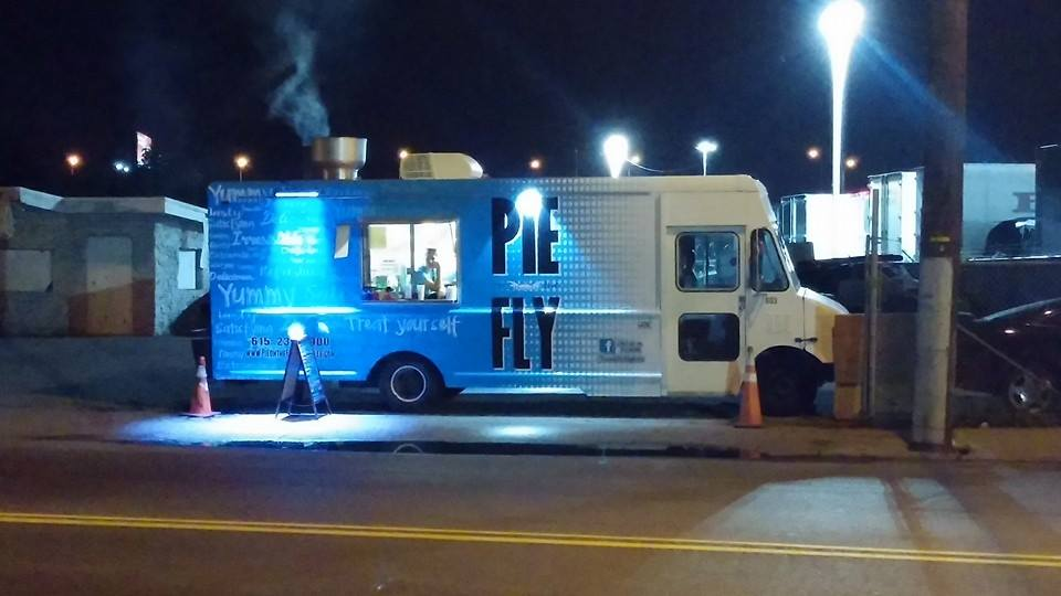pie on the fly truck