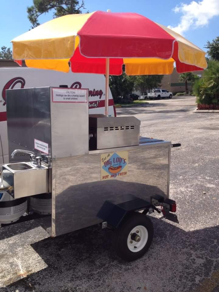 All American Hotdog Cart For Sale  Asking $2,500 in Tampa