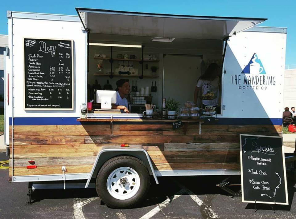 Coffee Trailer For Sale In Ohio PrevNext