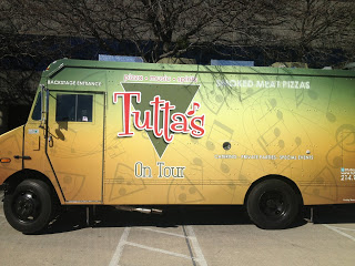 Tutta's Pizza Food Truck