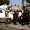 food truck crash