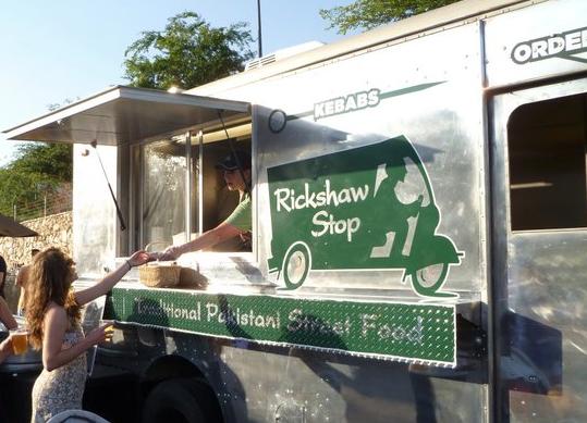 RickShaw Stop