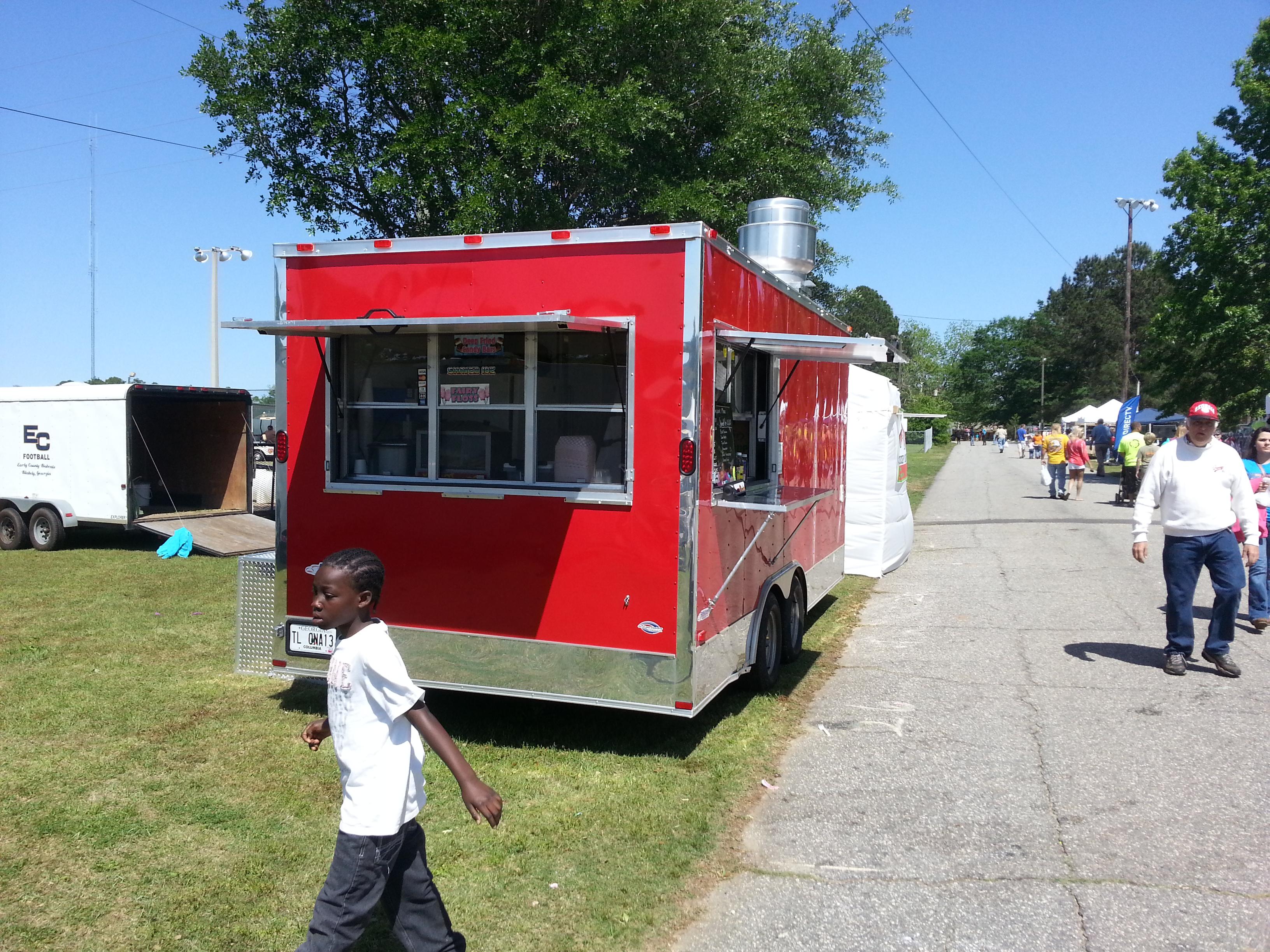 Food Truck Permits In Georgia