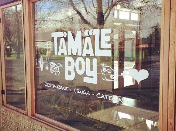 Tamale Boy