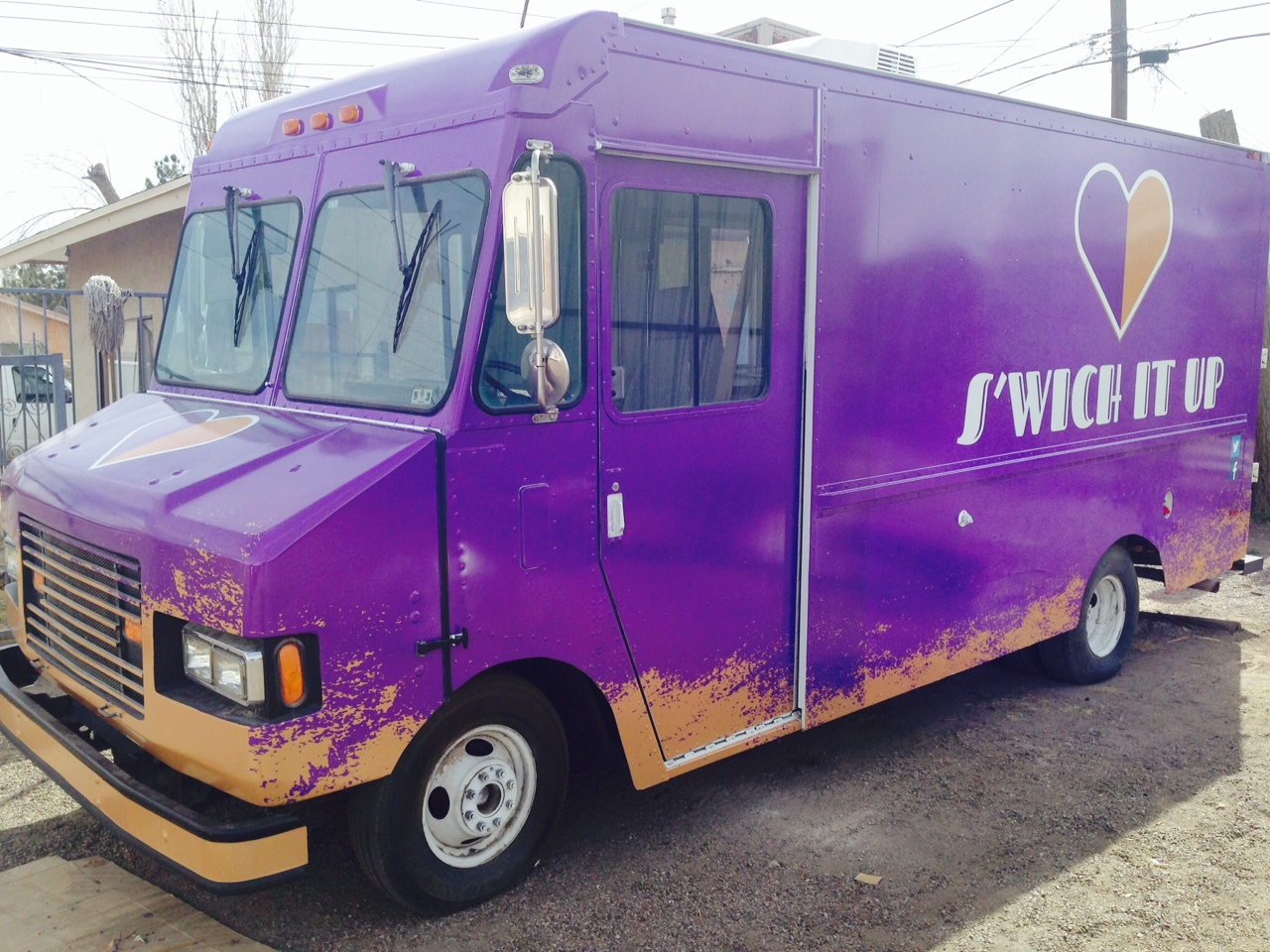 switch it up food truck