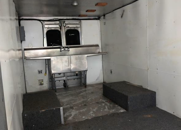 Operation Fixer Upper: Fixer Upper, Unbranded Catering Truck For $3,800