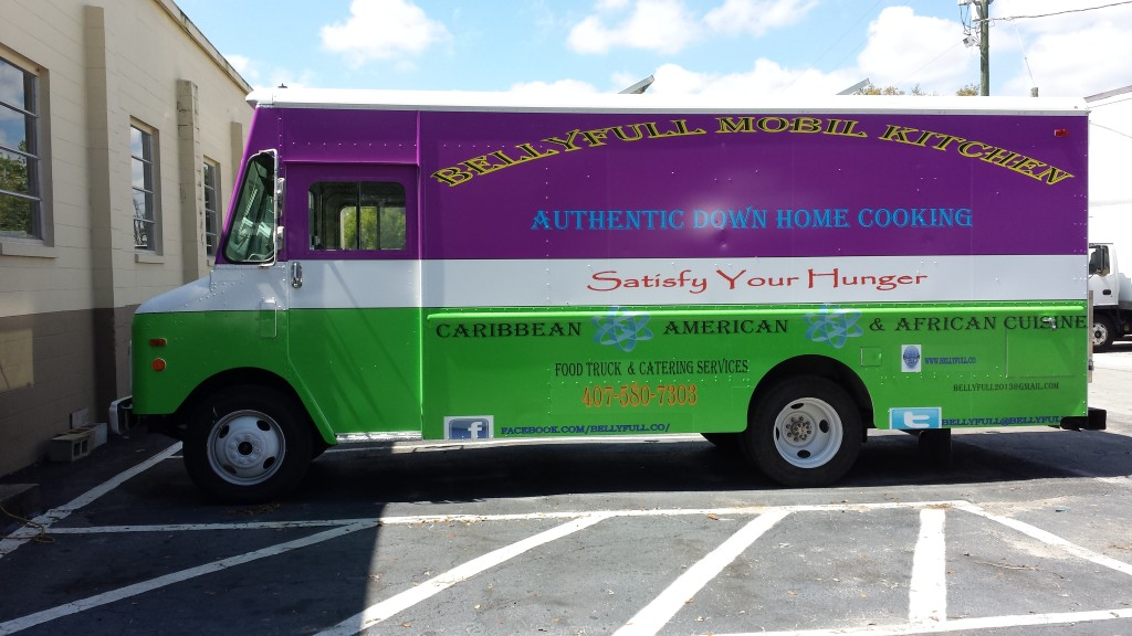 Used Food Truck For Sale >> Used p30 1992 Food Truck in Orlando, Florida