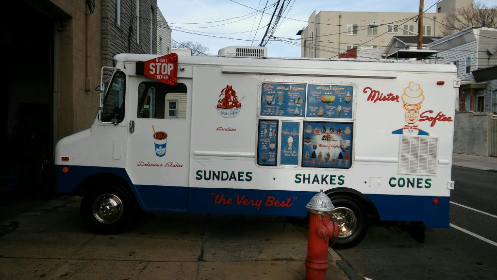 used mister softee ice cream truck for sale