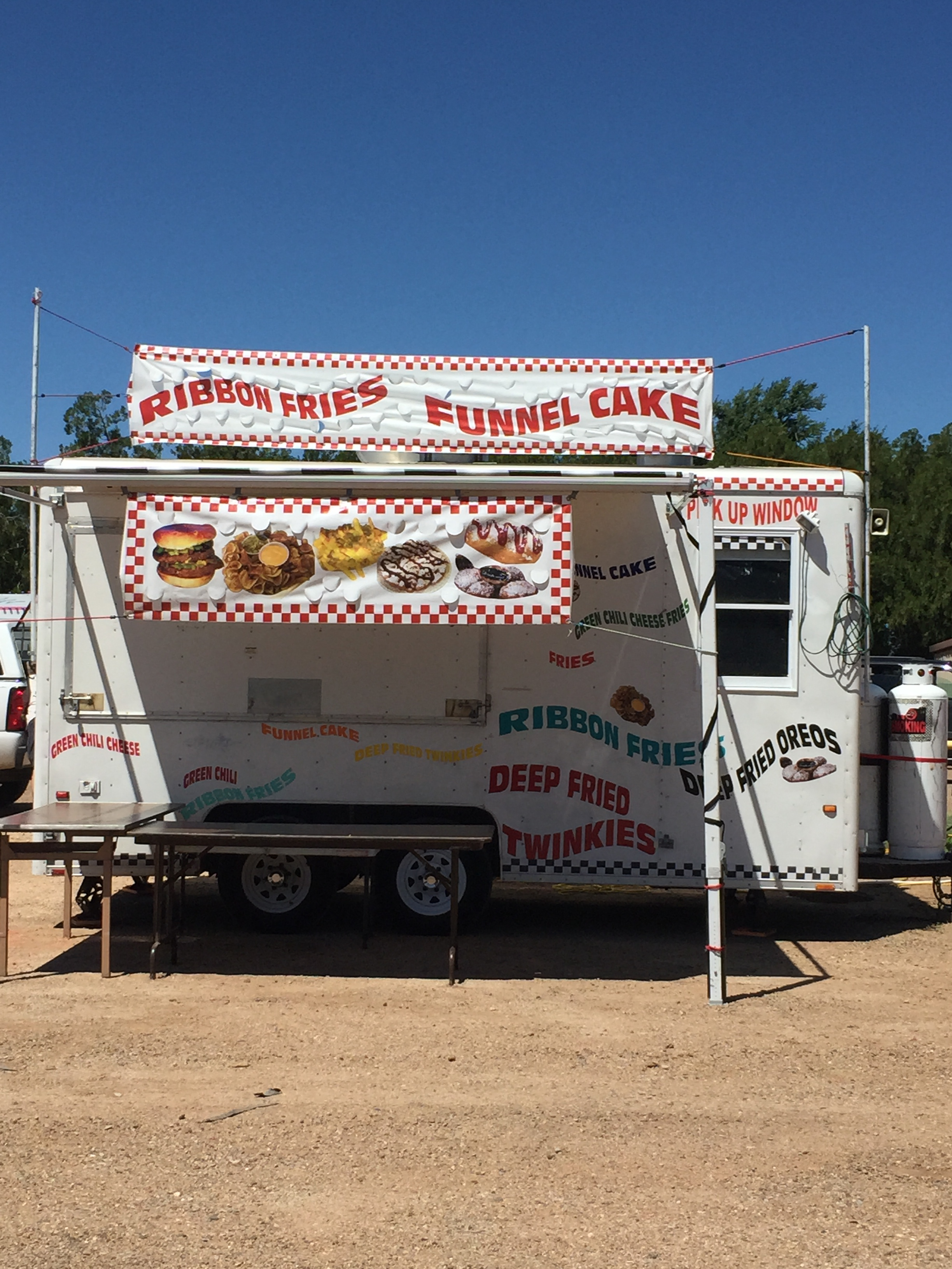 Food Trailers For Sale In New Mexico