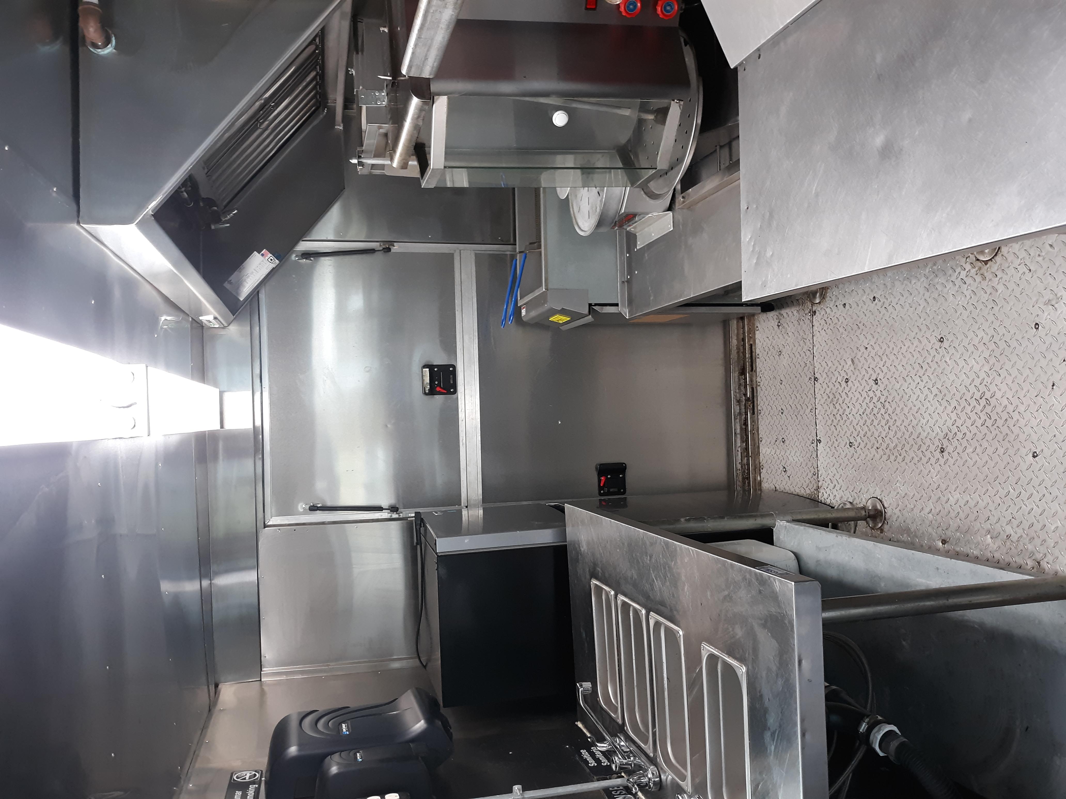 1994 international workhorse diesel food truck for sale in shreveport la. Black Bedroom Furniture Sets. Home Design Ideas