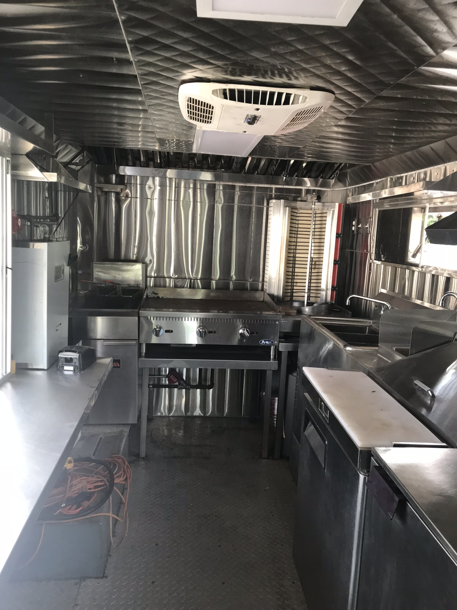 Food Truck Ready Chevy Step Van in Fort Worth, TX -