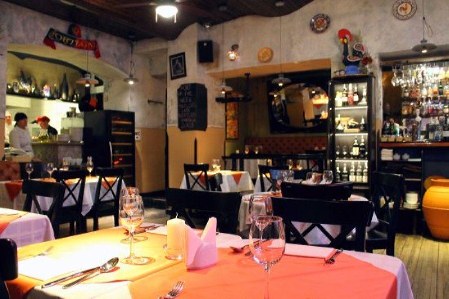 A classic Portuguese Restaurant