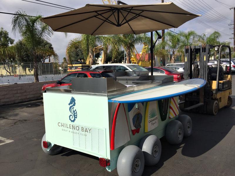Cabo Food Cart