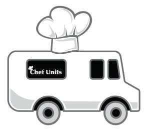 Chef Units Logo