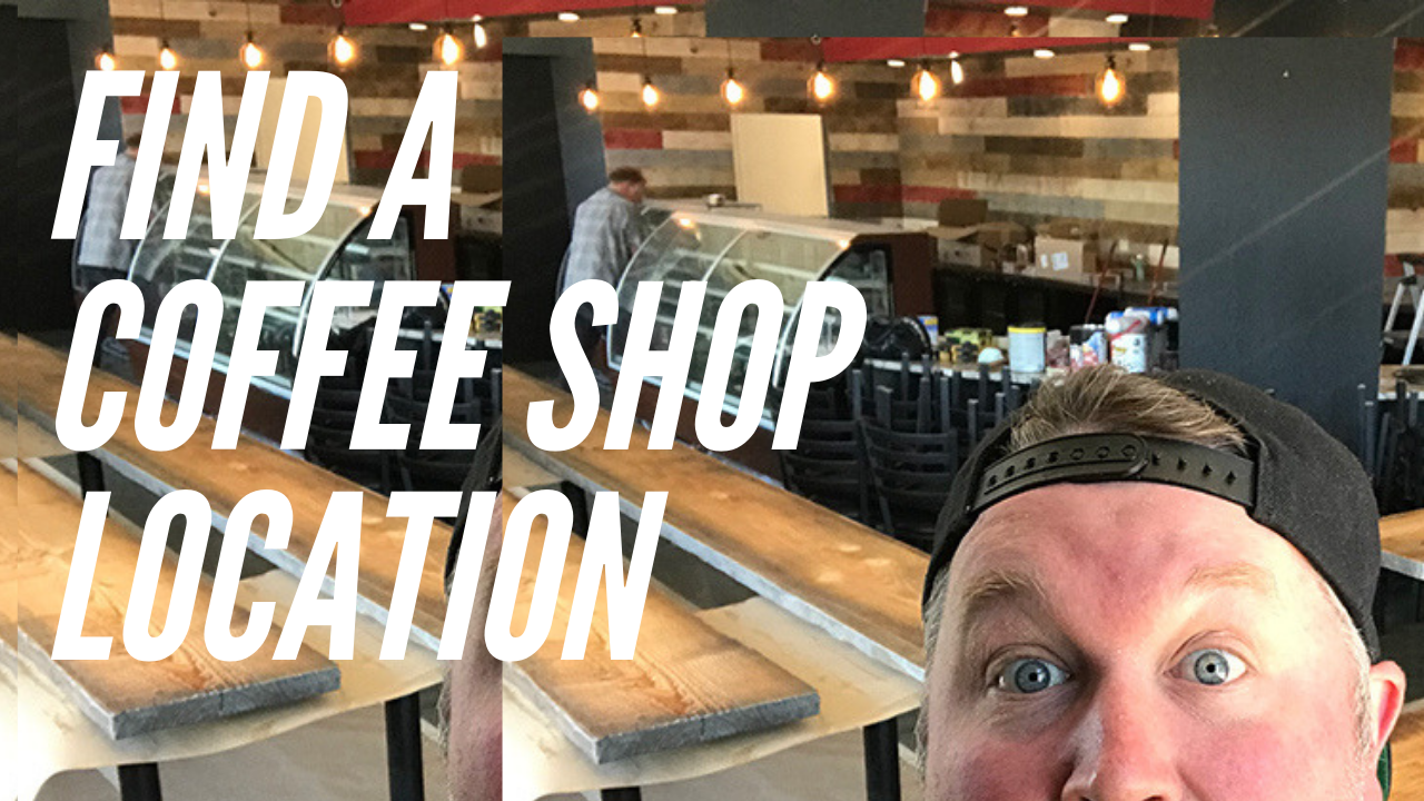 find a coffee shop location