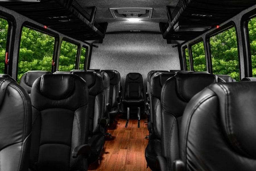 Cost is a major factor in starting a new shuttle transport service business