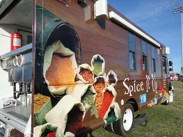 spice food truck