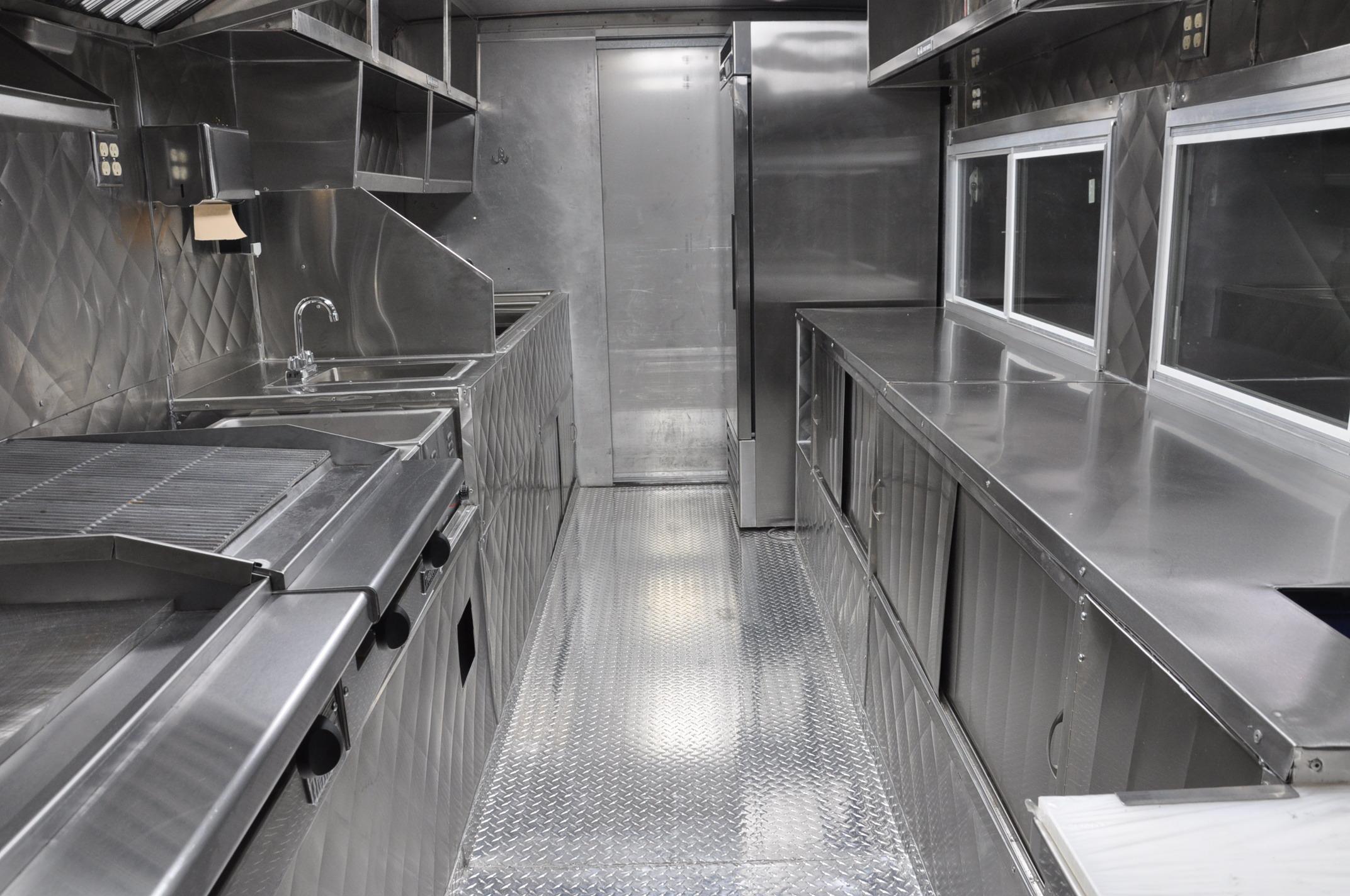 Brand New Food Truck