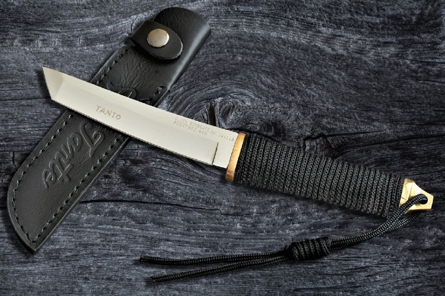 Dangerous and deadly, combat knives are designed to kill and maim
