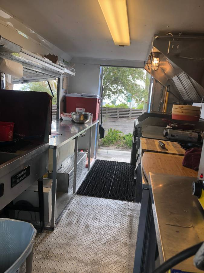 1981 Chevy P30 Grumman Kurbmaster Food Truck in West Palm