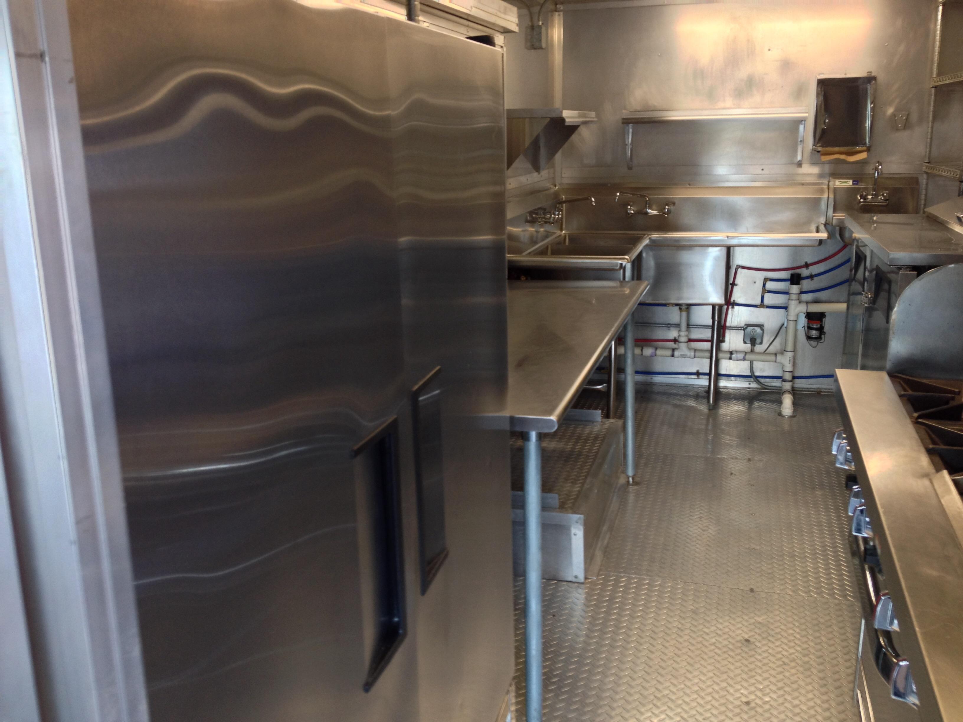 Karma Kitchen Food Truck For Sale In San Antonio Texas