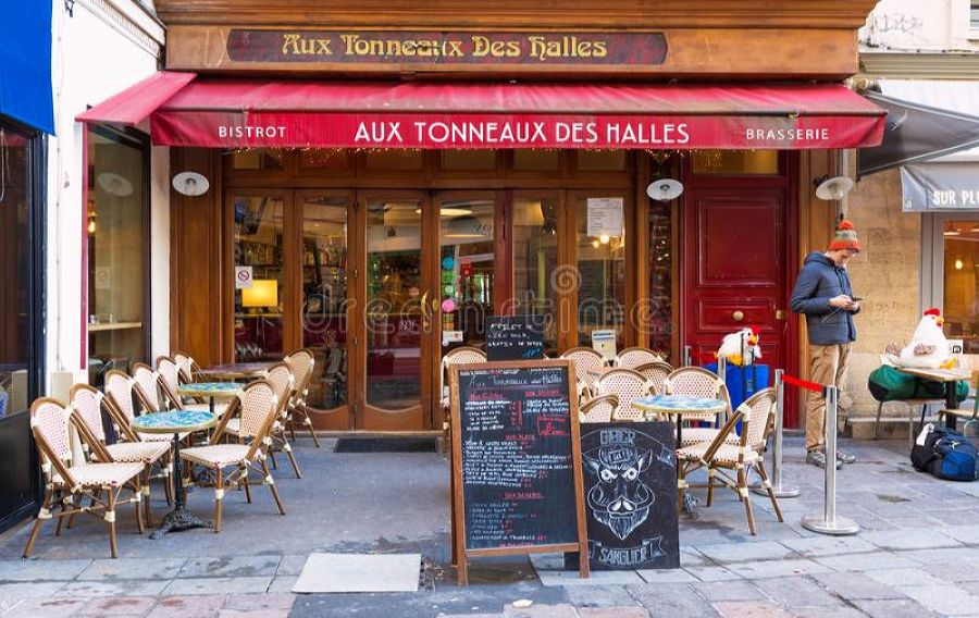 Get creative when naming your French bistro or restaurant
