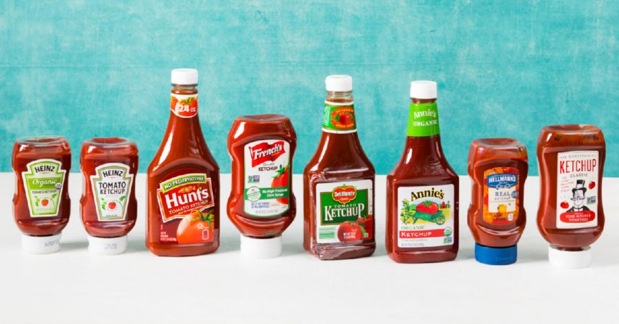Hundreds of brands of ketchup can be found in the stores