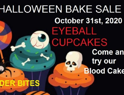 57 Scary Good Halloween Bake Sale Name Ideas