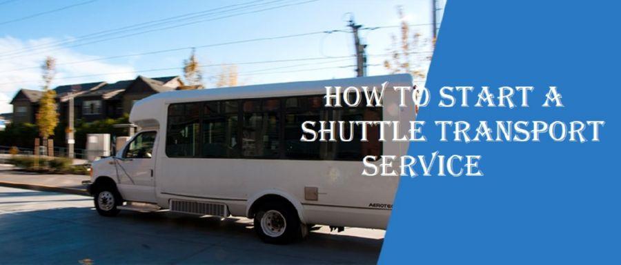 How to start a shuttle transportation service