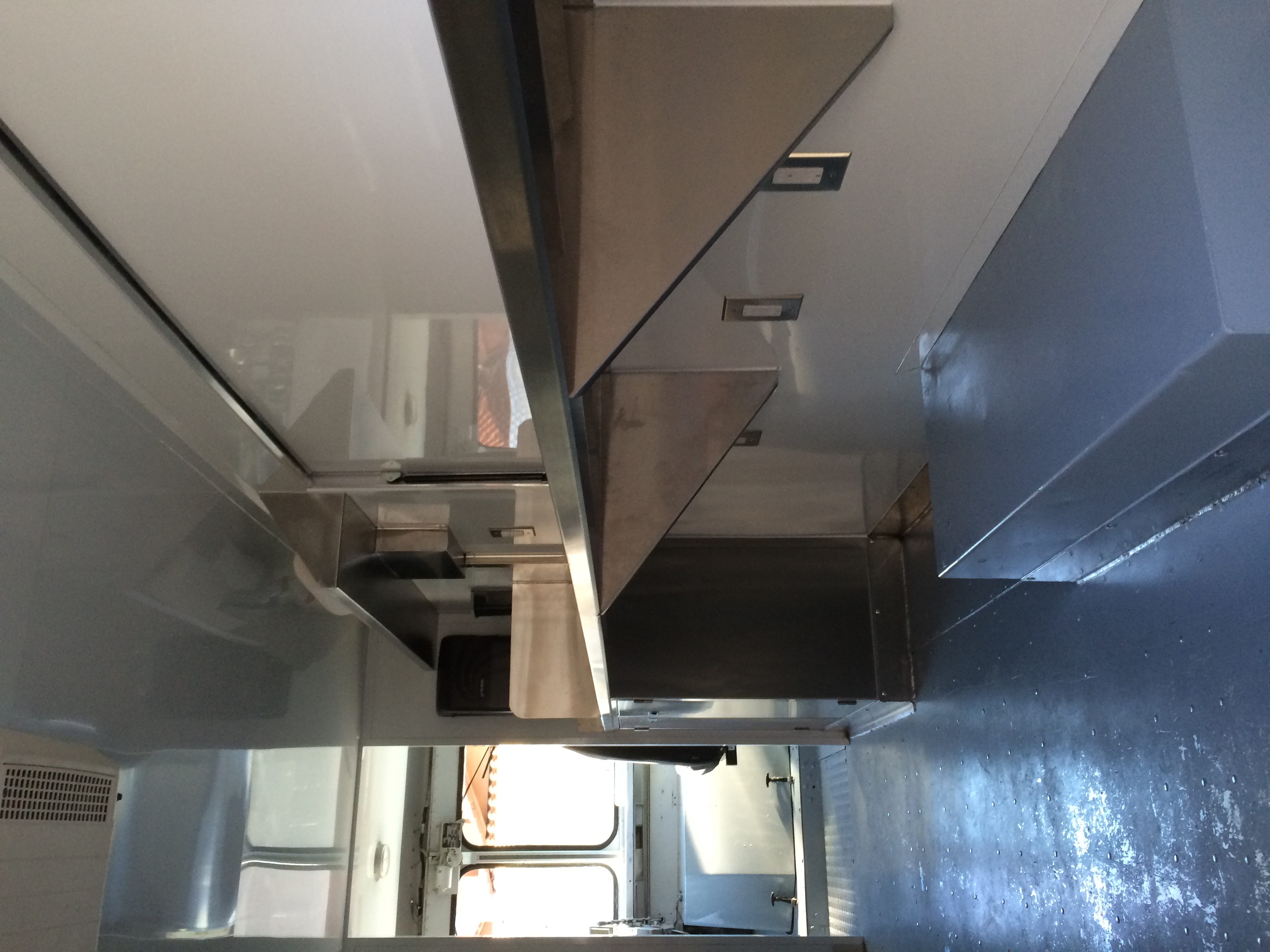1980 Grumman Olson Box Truck Upfitted for Hot Dogs