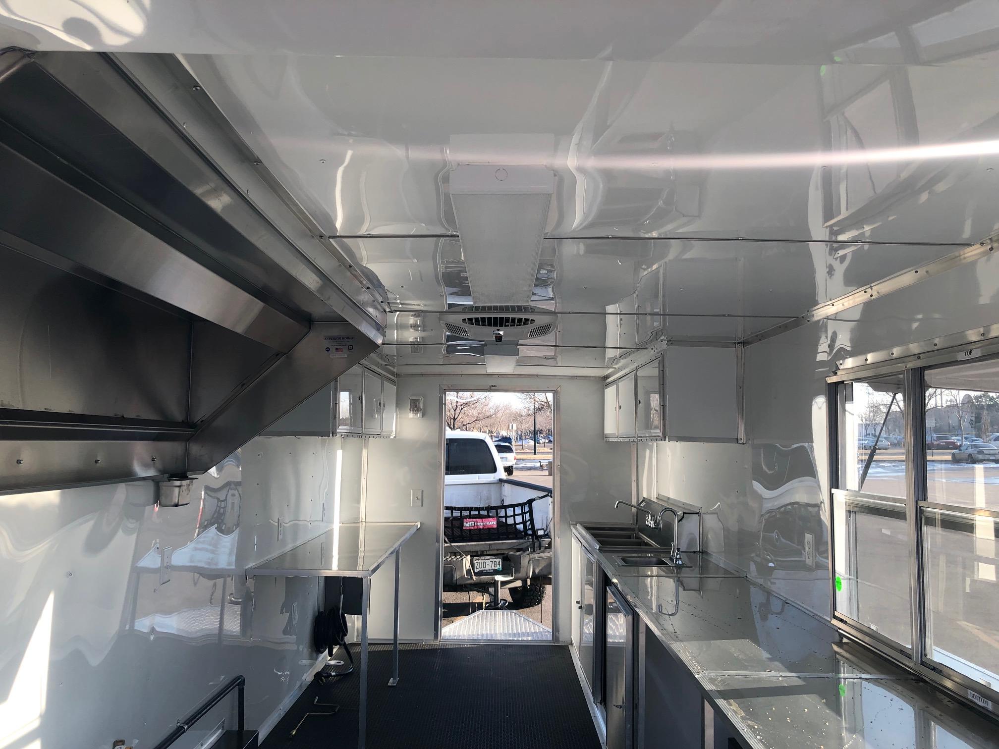 Brand New 2019 Anvil Custom Food Trailer For Sale In Denver Food Truck Empire
