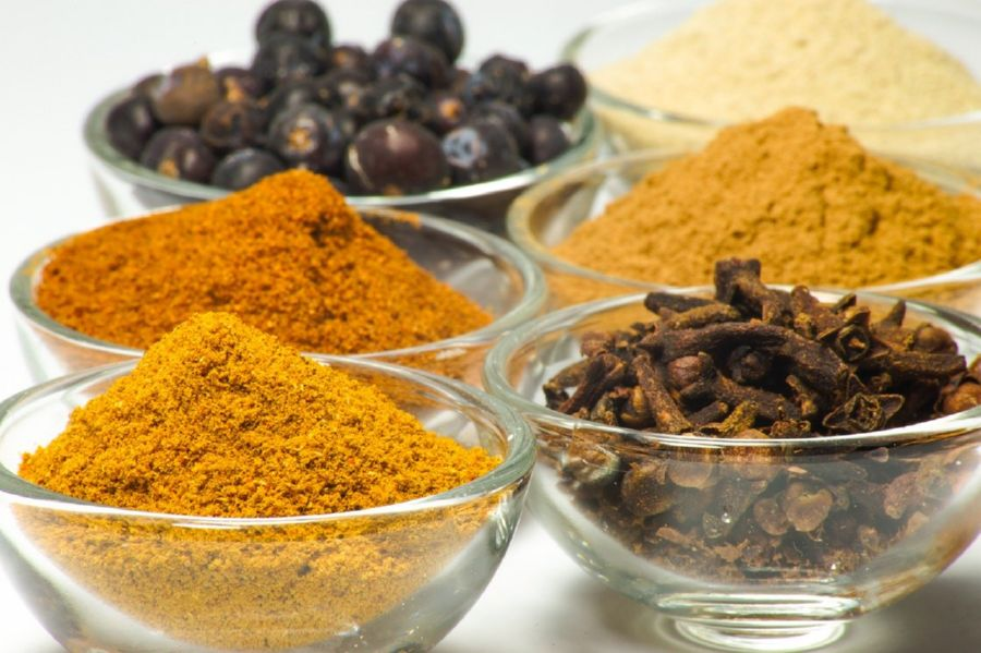 Indian spices are hugely popular across America today