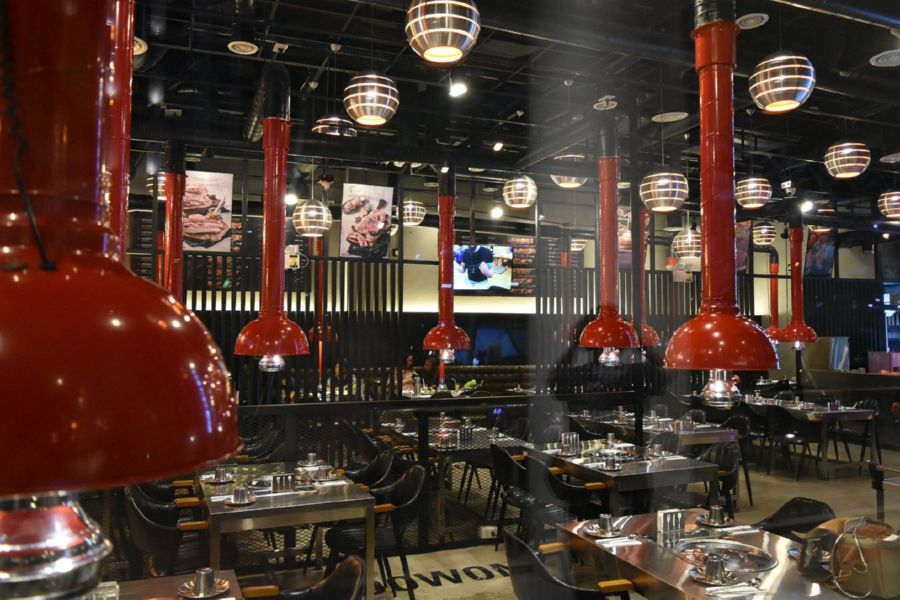 Korean Restaurants are hugely popular in the United States