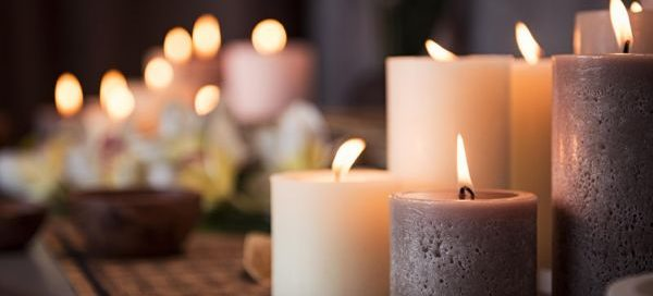 Light up the dark with beautiful candles