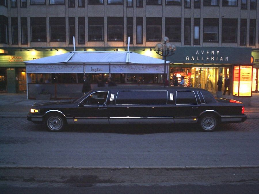 Limousine companies should have the luxury clients expect from this kind of service