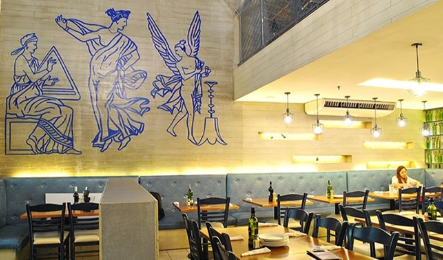 Make it more Mediterranean to give your restaurant some classic Greek flair