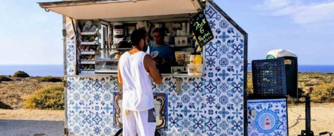 Portugal has some delicious street foods as well