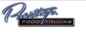 Prestige Food Truck Logo